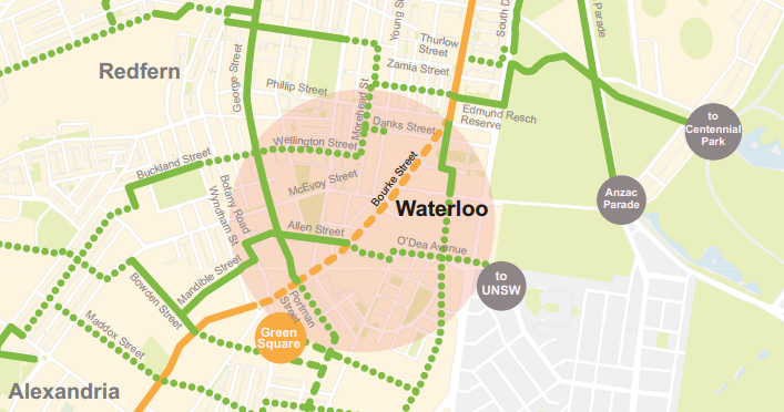 Waterloo Link Project Overview