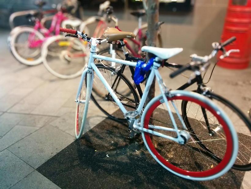 2014-08-07 - Newtown Station Bikes