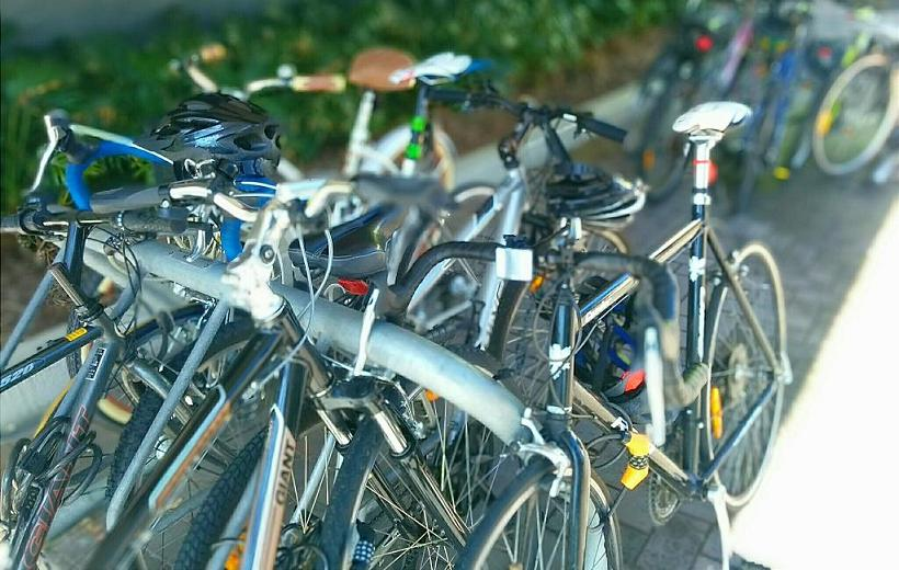 2014-08-13 - UNSW Parking full - 20140813_124354