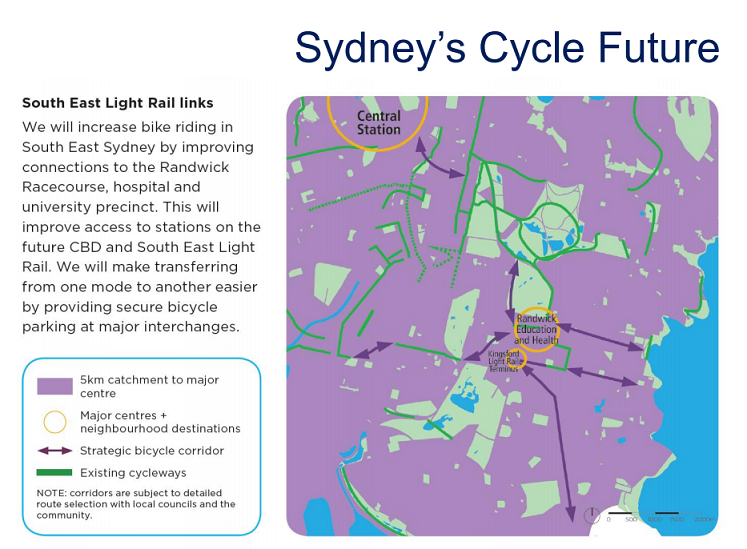 2014-09-18 - 6. Sydney's Cycling Future